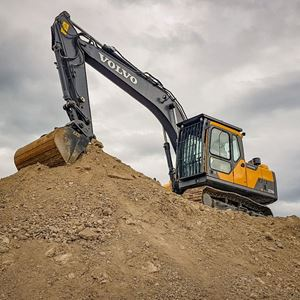 Picture of 16-19 Ton Excavators