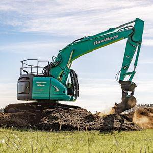 Picture of 23-28 Ton Excavators