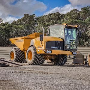 Picture of 7 Ton  Swivel Dumper