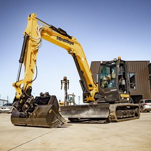 Picture of 10 Ton Excavator