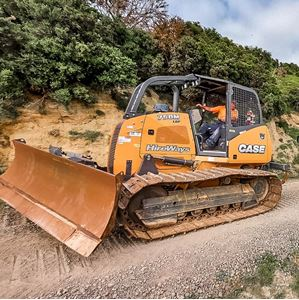 Picture of Case 750M Bulldozer 9 Ton