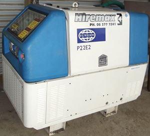 Picture of 22 KVA Generator