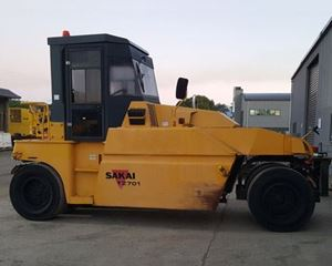 Picture of 9.5 Ton PTR Roller