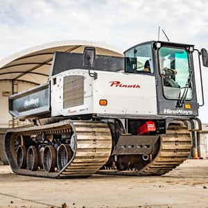 Picture of 11 Ton  Tracked Dumper