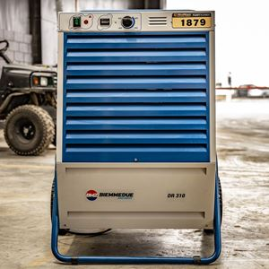 Picture of Industrial Dehumidifier 80L