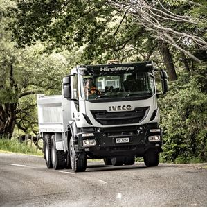 Picture of 11 Ton Tipper Truck