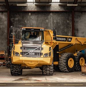 Picture of 30 Ton Volvo A30G Dumper