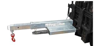 Picture of 4500kg Compact Short JIB